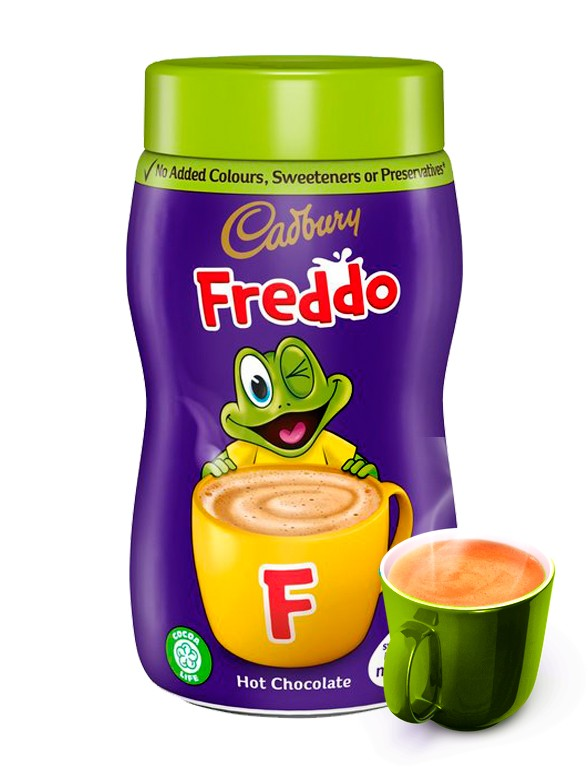 Chocolate Caliente Instantáneo Freddo Cadbury 290 grs