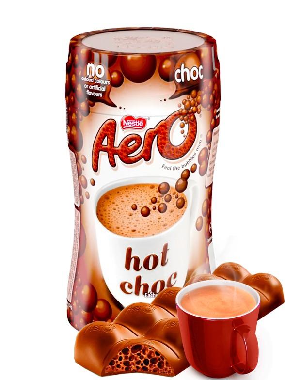 Chocolate  Instantáneo Aero 288 grs