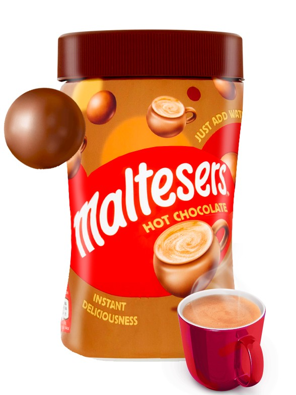 Chocolate  Instantáneo Maltesers 180 grs
