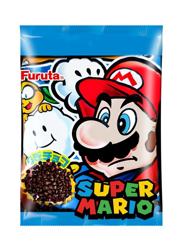 Mini Pufs de Chocolate con Leche | Super Mario 11 grs