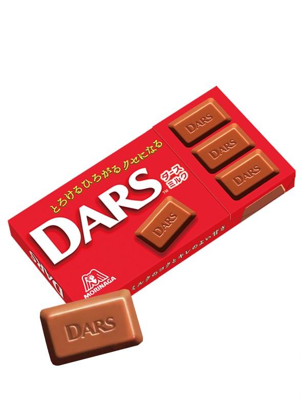 Chocolate con Leche | Morinaga Dars 42 grs