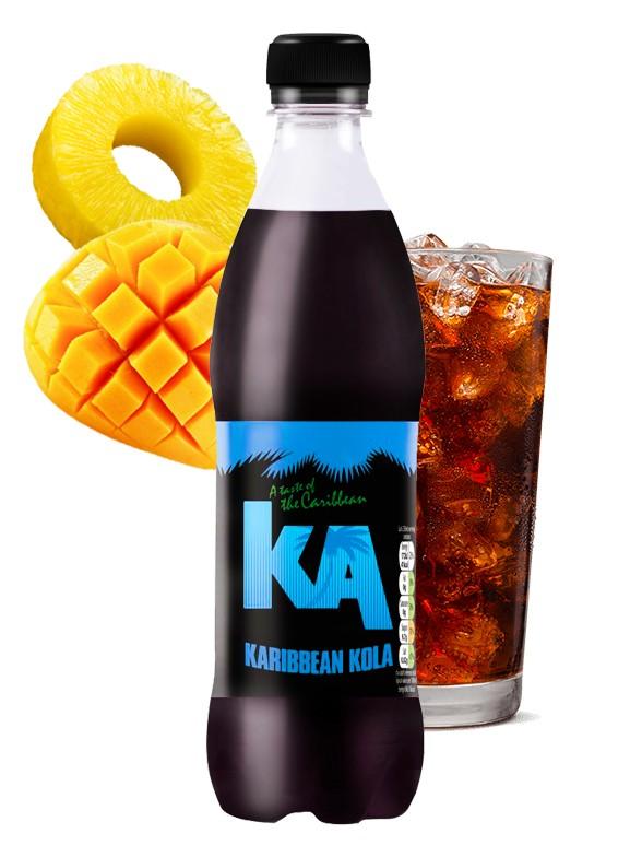 Refresco Karibbean Kola | KA 500 ml