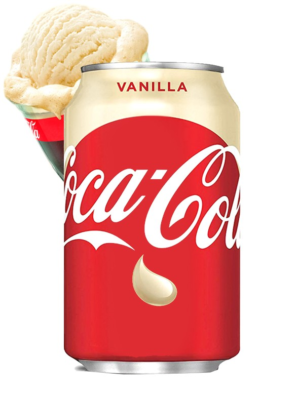 Coca Cola Vainilla USA | Nueva Presentación