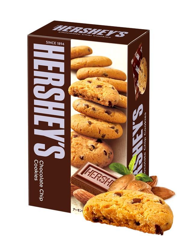 Cookies Japonesas Chocochips Hershey's 100 grs