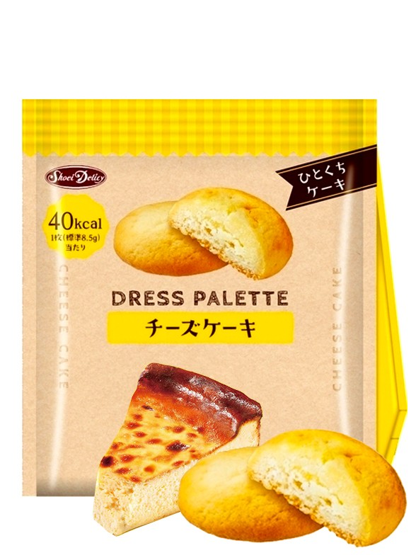 Cookies Cheese Cake Rich | Dress Pallete 54 grs.