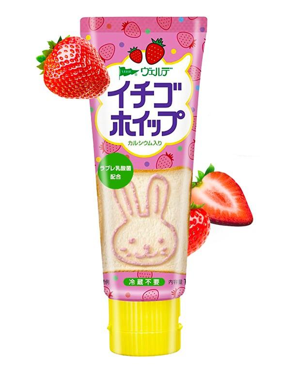 Crema de Fresa para Untar | Usagi 100 grs.