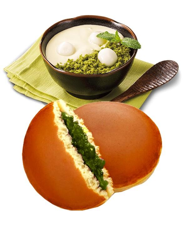 Mini Dorayaki de Crema de Matcha | Unidad 20 grs.