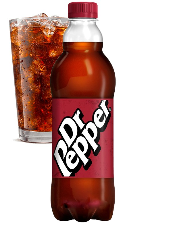 Dr. Pepper UK 500 ml.