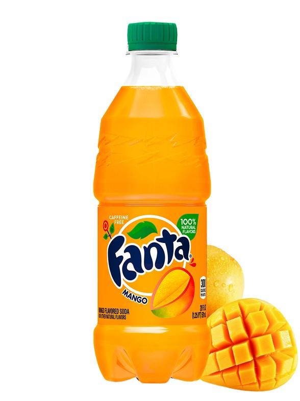 Fanta de Mango Chubby USA 591 ml. | Pedido GRATIS!
