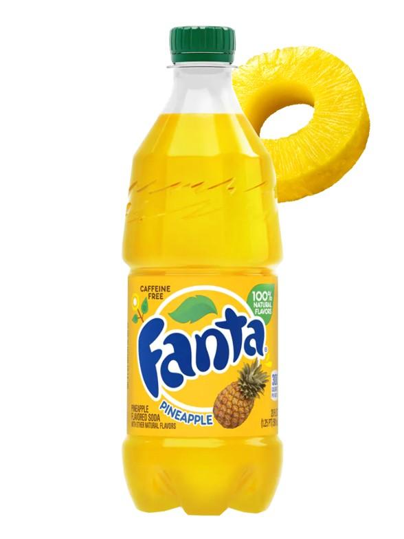 Fanta de Piña Chubby USA 591 ml. | Pedido GRATIS!