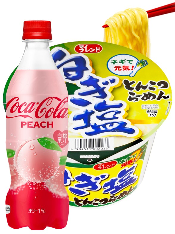 Menu DUO | Ramen Midori Bowl & Coca Cola Momo | OFERTA