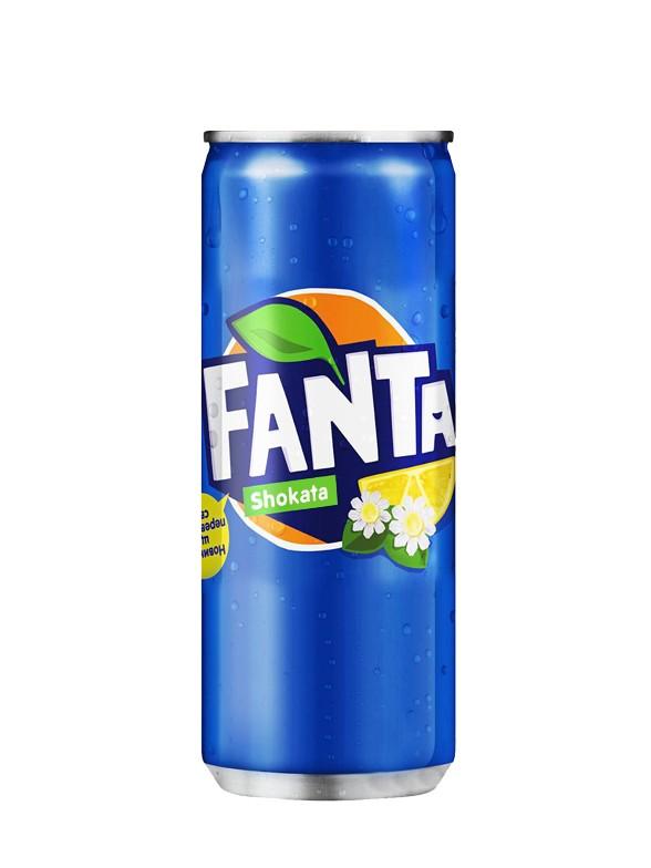 Fanta Blue Shokata 330 ml