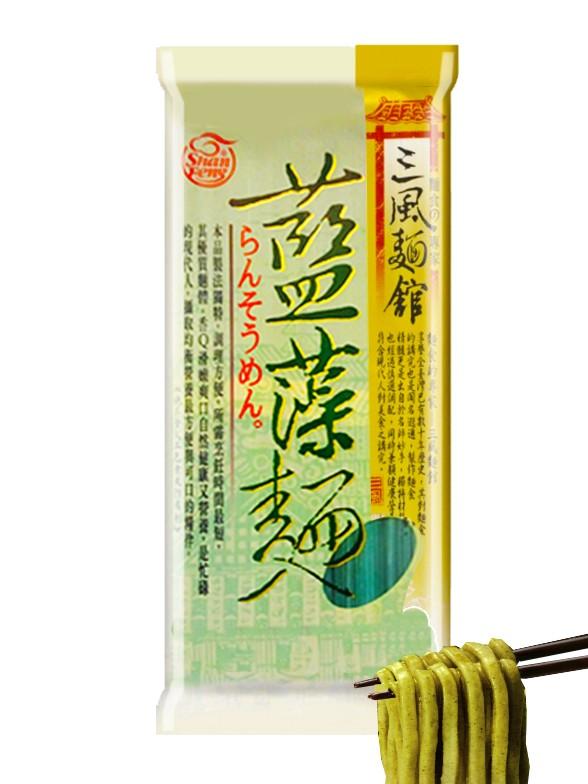 Fideos Ramen Finos de Espirulina 340 grs