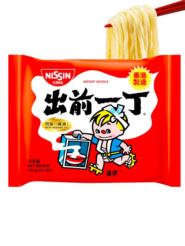 Demae Ramen Nihon Classic, Sésamo, Shoyu y Pollo