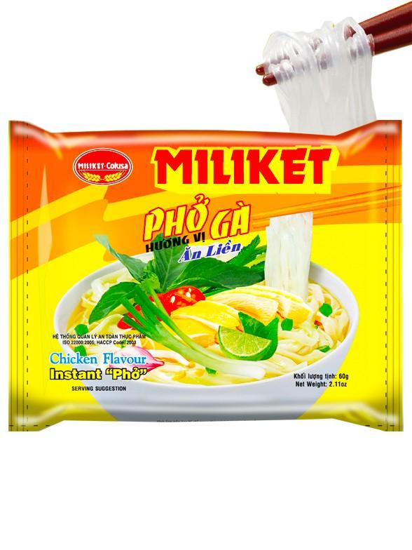 Ramen Vietnamita de Arroz y Pollo Pho Ga   65 grs.