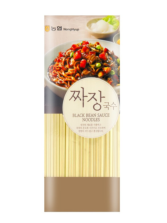 Fideos Tallarines Coreanos para Jjajangmyeon   Estilo Chapagetti 900 grs