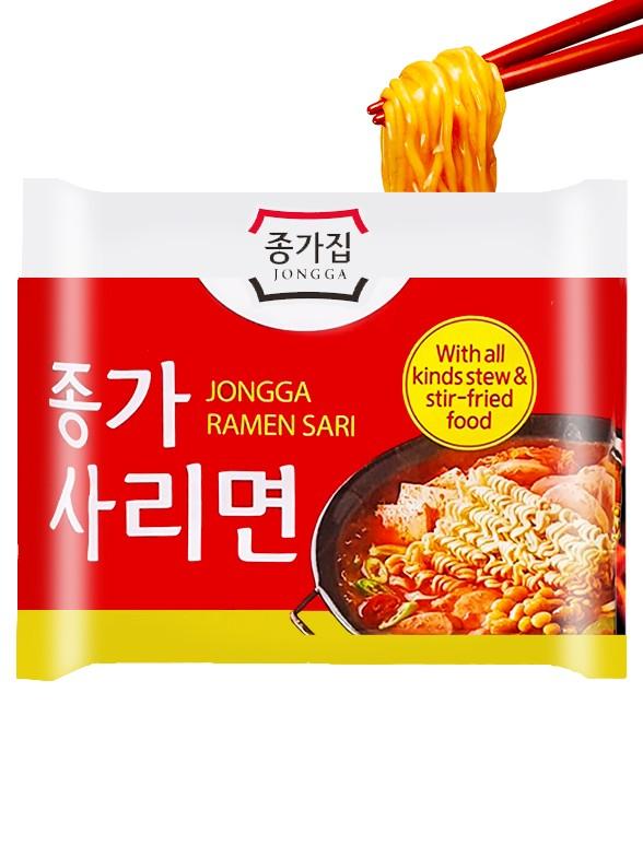 Fideos Ramen Coreanos Jongga | 85 grs