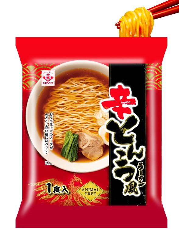 Ramen Tonkotsu Receta de Kagoshima | Veganos 78,5 grs.