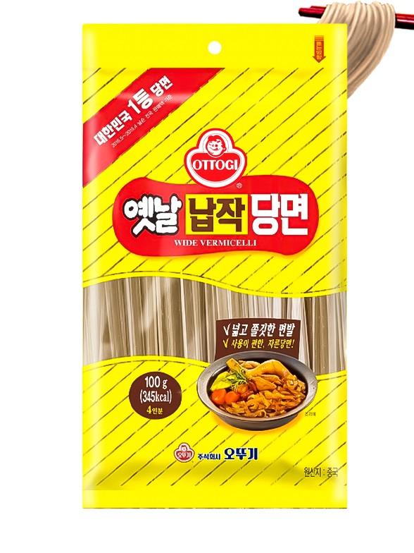 Fideos Tallarines Vermicelli Coreanos de Boniato   100 grs.