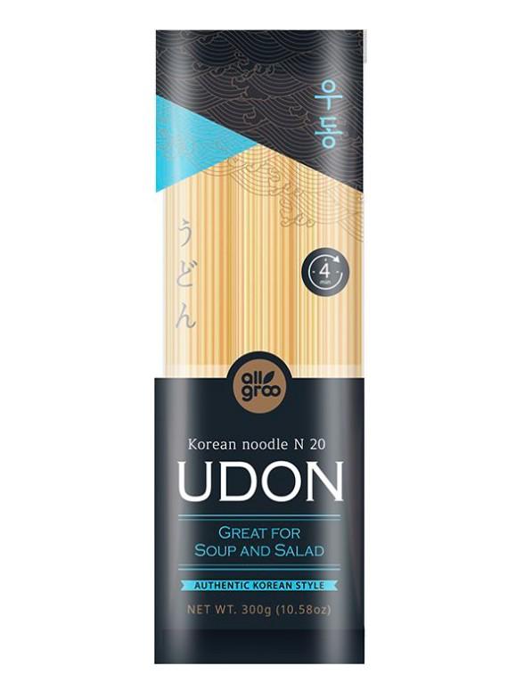 Fideos Udon Coreanos   300 grs.