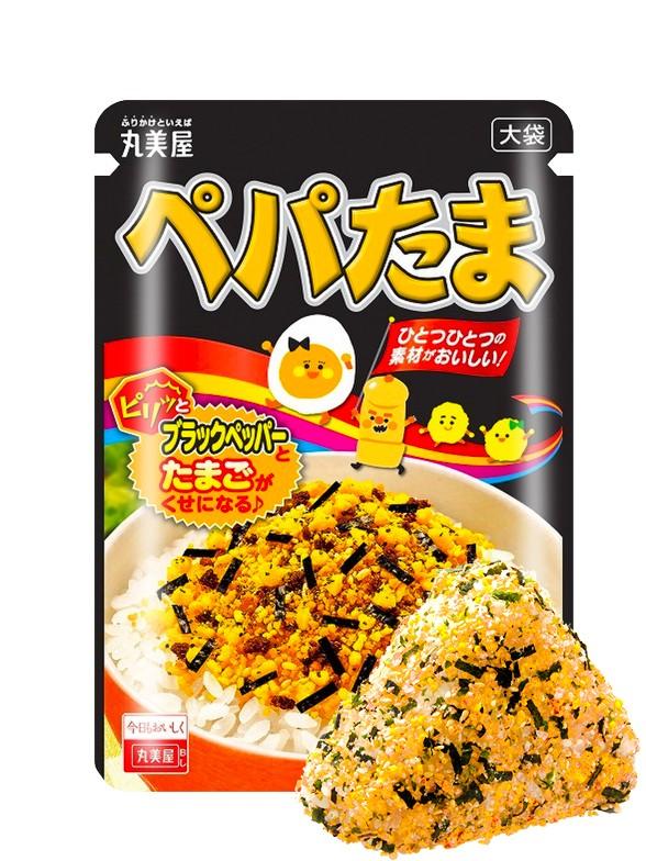 Condimento Bento Furikake de Huevo y Pimienta 22 grs