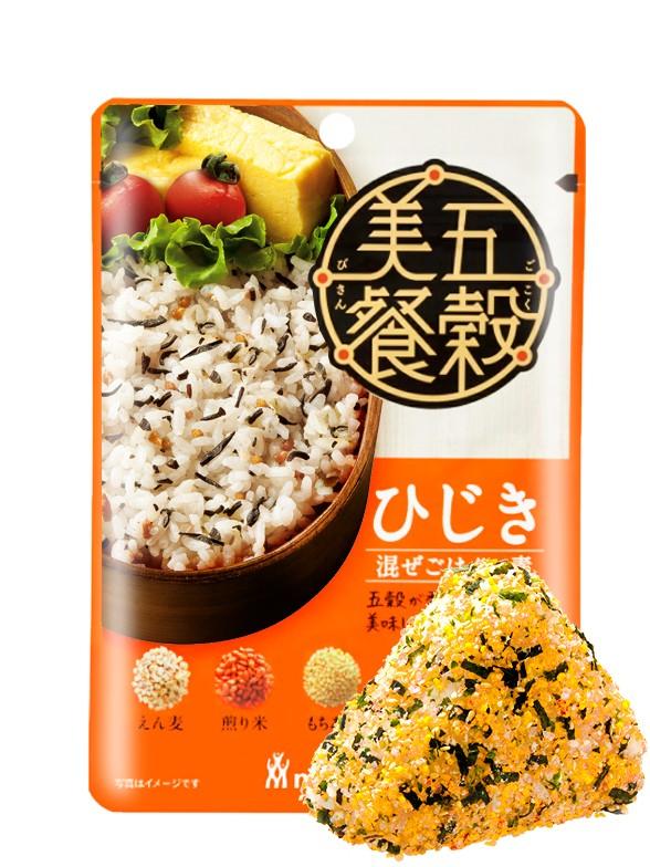 Condimento Furikake Multigrano con Hijiki 24 grs.