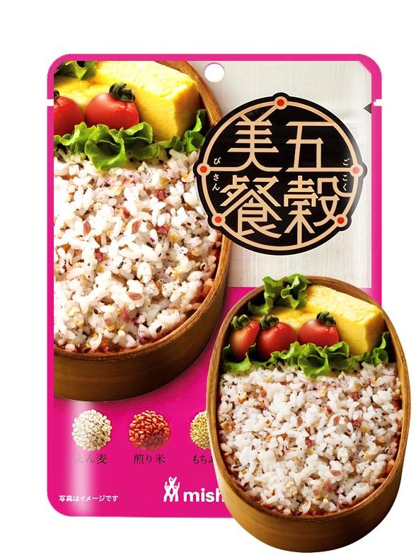 Condimento Furikake Multigrano con Ciruela 24 grs.