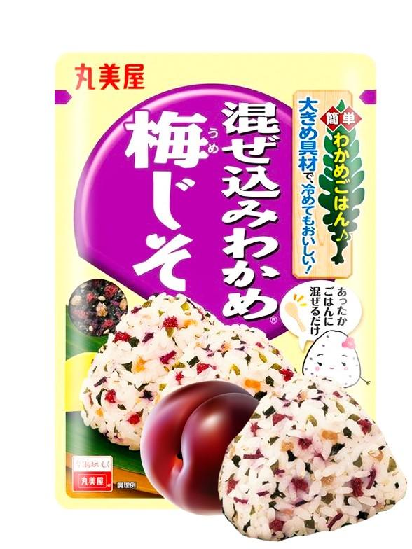 Condimento Bento Furikake Ciruela, Shiso y Algas 31 grs