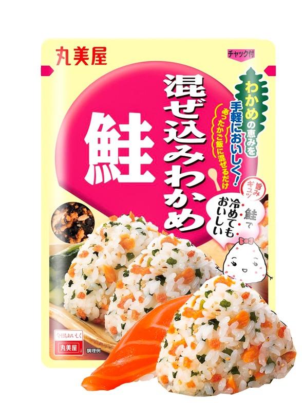 Condimento Bento Furikake Wakame y Salmón 31 grs