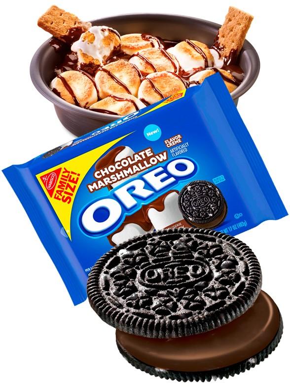 Oreo de Chocolate con Marshmallows | Family Size 482 grs. | Pedido GRATIS!