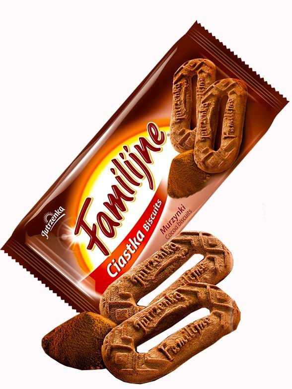Galletas de Cacao Familijne 200 grs.