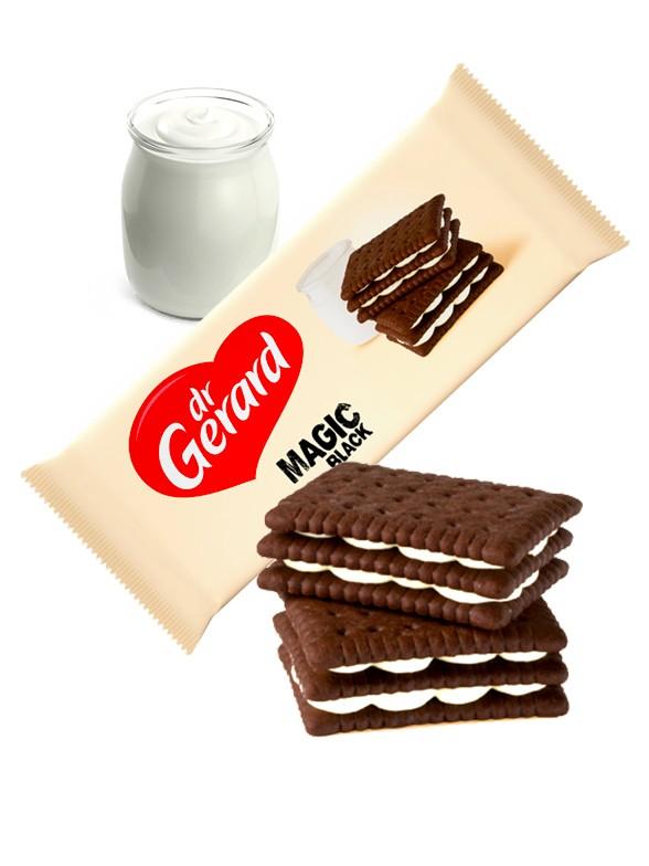 Galletas de Cacao y Crema de Yogur 144 grs.