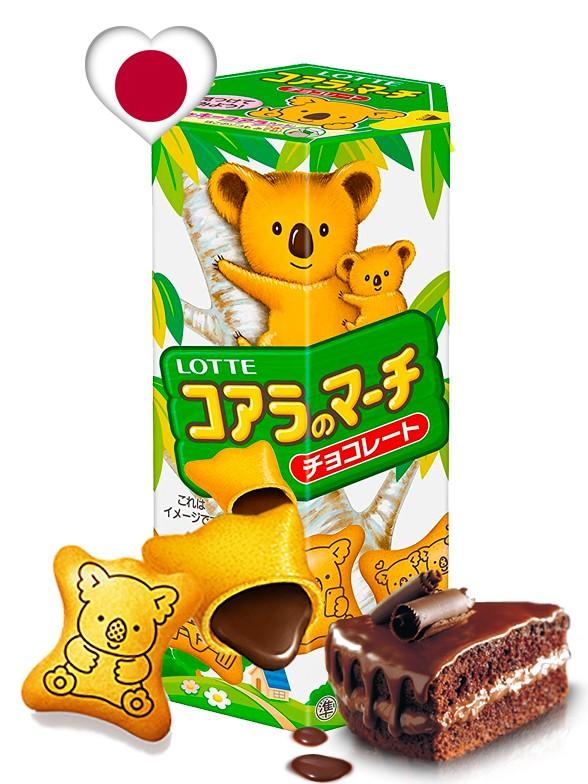 Galletas Koara Choco Cream | Japan Recipe