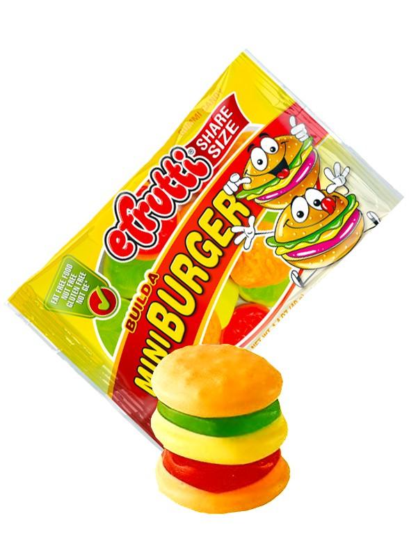 Mini Burgers de Gominola | 40 grs.