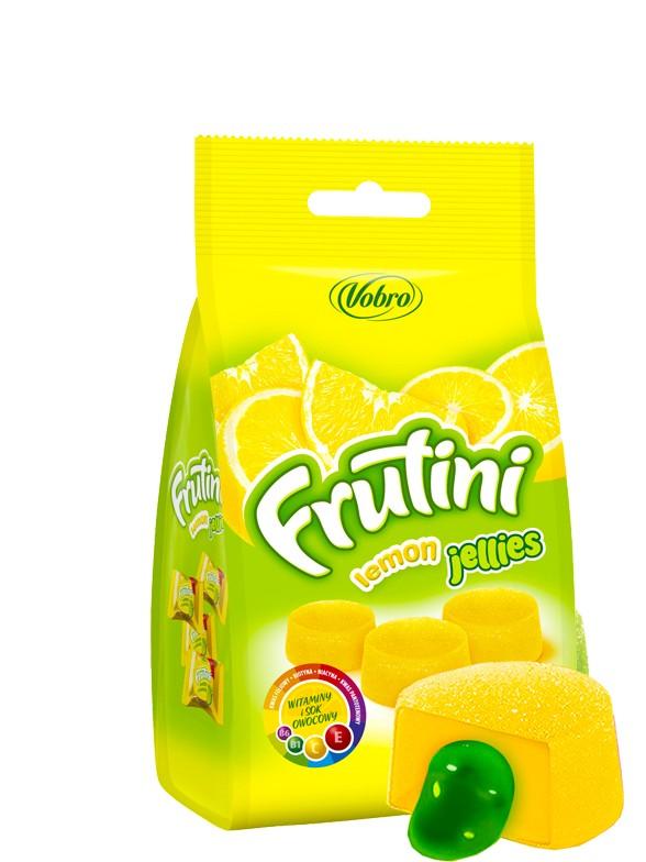Gominolas de Limón Vitaminadas 90 grs.