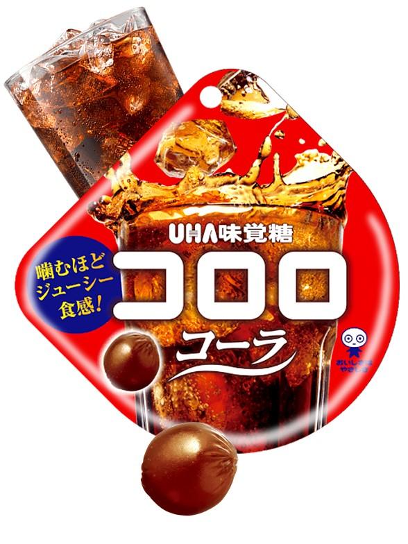 Gominolas Kororo de Refresco de Cola 40 grs