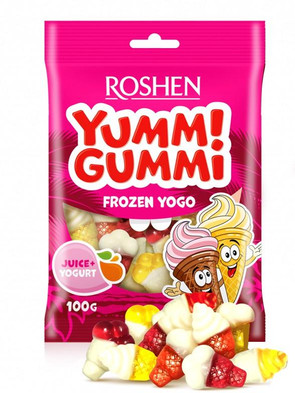 Gominolas Variadas de Helado de Yogur de Frutas | 100 grs