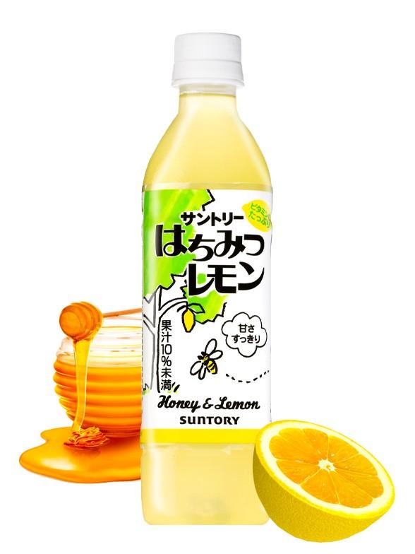 Limonada con Miel | Hachimitsu 470 ml.