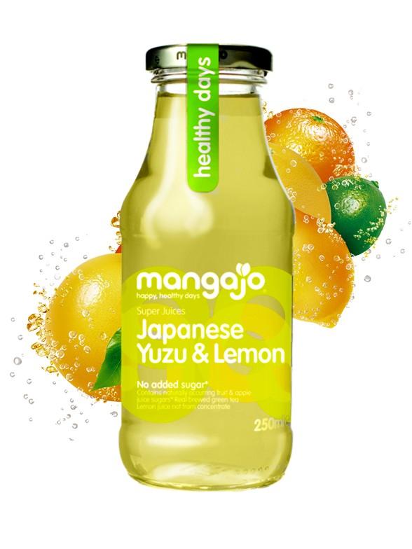 Bebida de Yuzu y Limón 250 ml. | Pedido GRATIS!
