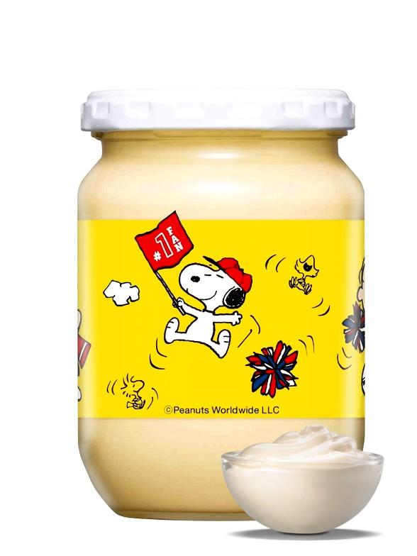 Mayonesa Japonesa Kewpie Frasco | Ed. Snoopy 250 grs.