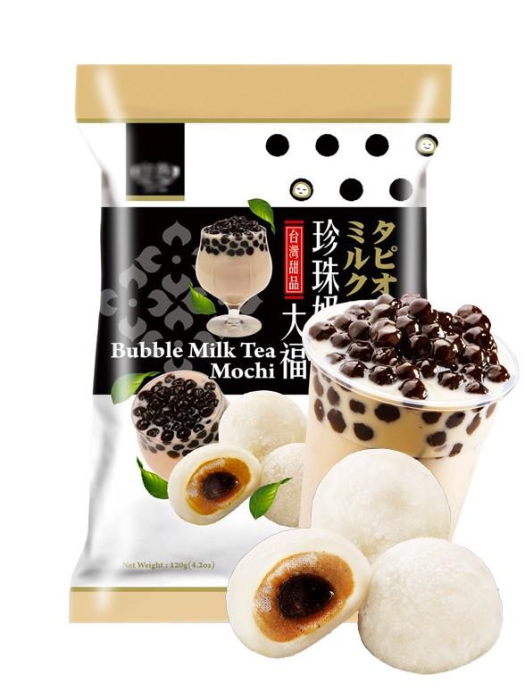 Mochis de Bubble Milk Tea | 120 grs