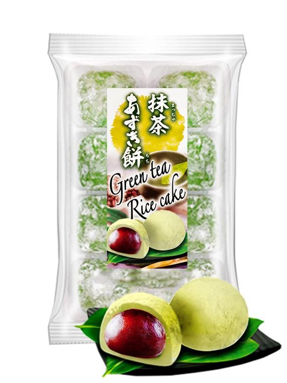 Mochis Daifuku de Matcha y Azuki | Premium