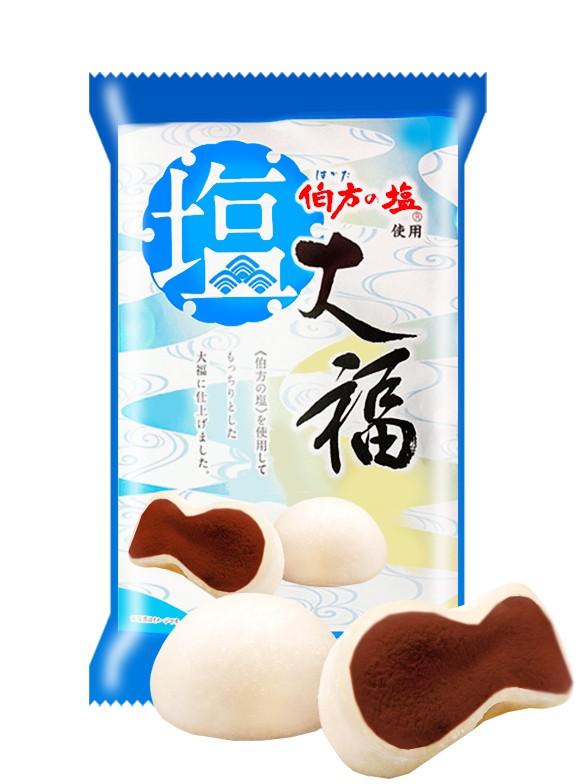 Mochis Daifuku de Milky Salty Azuki 160 grs.