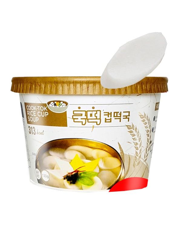 Mochis Coreanos Tteok con Sopa 133 grs