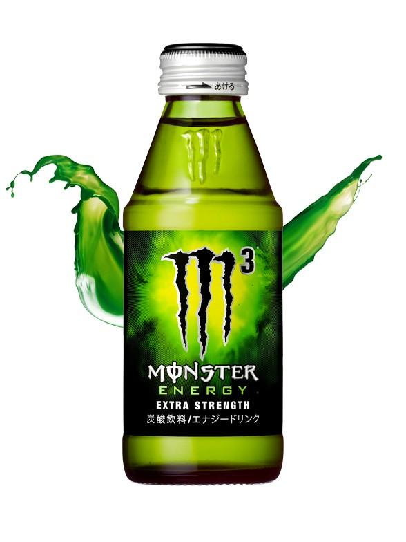 Monster Japón M3 Extra Strength | Formula Súper Concentrada 150 ml