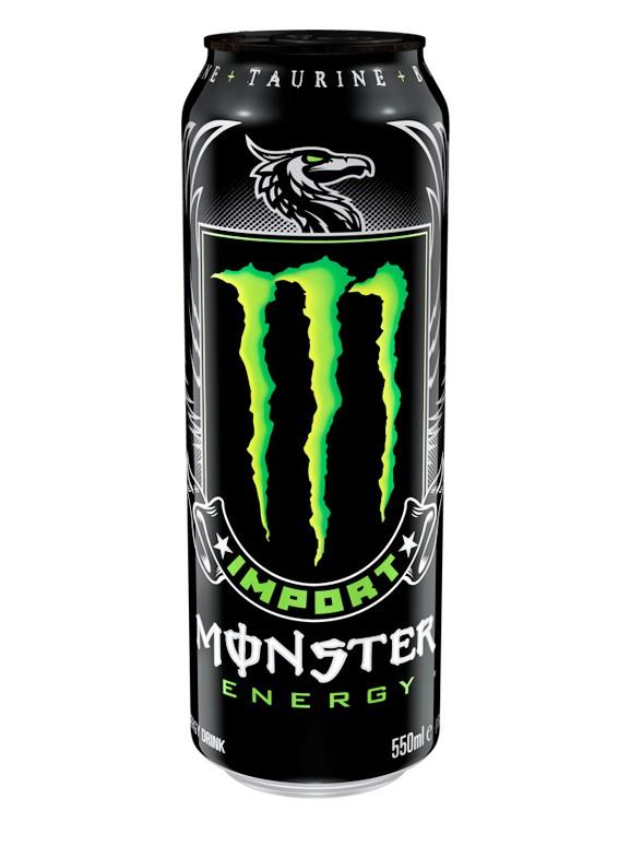 Monster Import | USA 550 ml