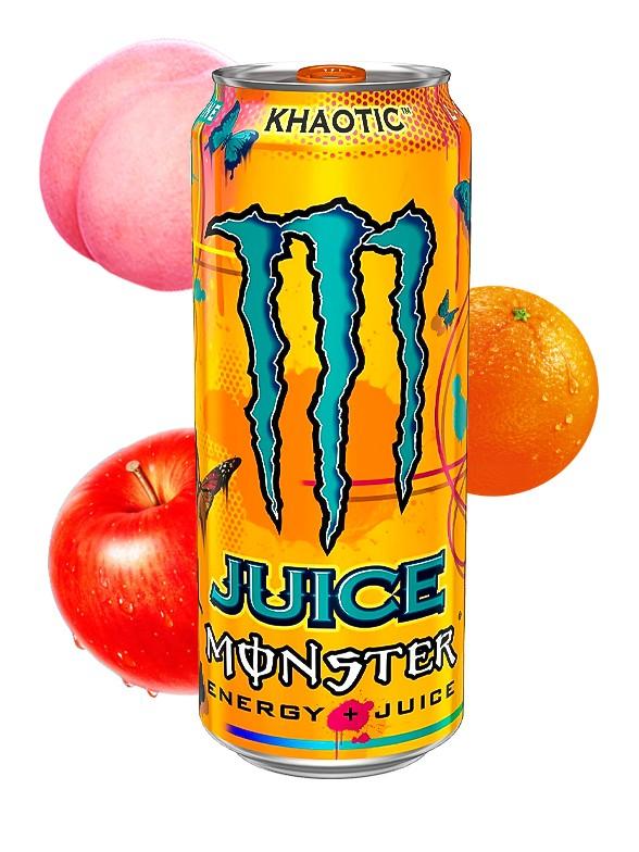 Monster Juice Khaotic | USA 473 ml