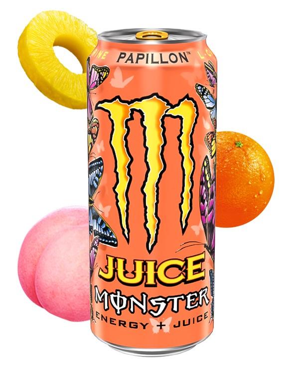 Monster Juice Papillon | USA 473 ml