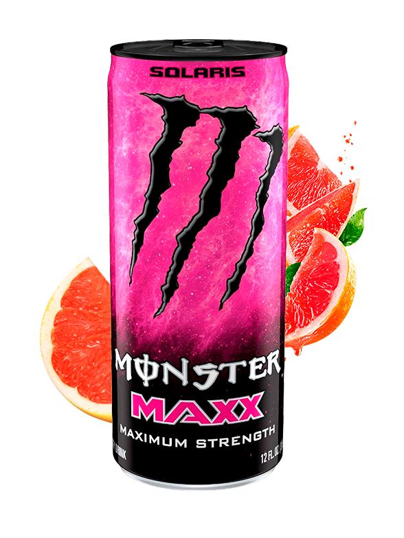 Monster MAXX Solaris Más Cafeína | 355 ml