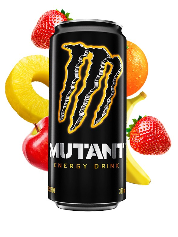 Monster Mutant Gold Strike | Vietnam 330 ml